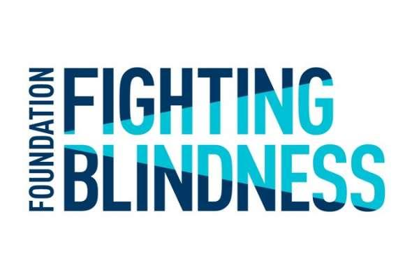 Logo for Foundation Fighting Blindness