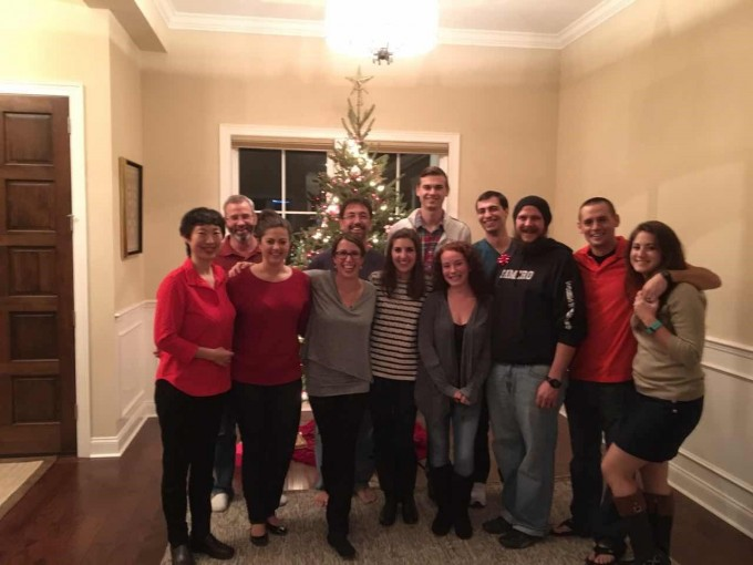 BLM Christmas Party 2015!!