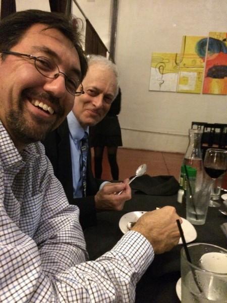 Dr. Sherwood and San